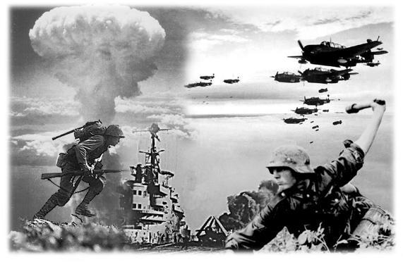 La empresa y la segunda guerra mundial