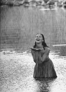reir lluvia